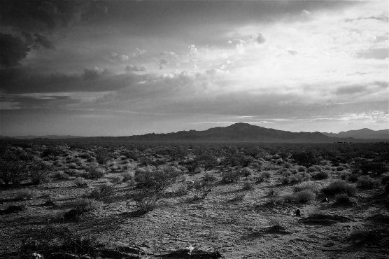 Late afternoon just east of Barstow, CA (Photo: Jason M. Vaughn, All images copyright © 2018 by Jason M. Vaughn Photography. All rights reserved.)