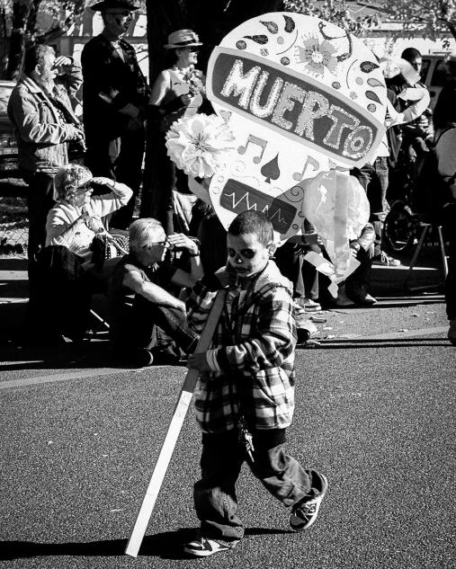 Dios de los Muertos Parade, Albuquerque, NM (Photo: Jason M. Vaughn)