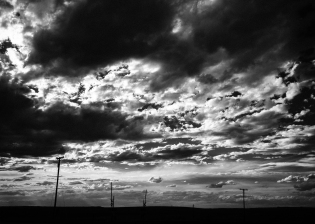 Somewhere in eastern Wyoming (Photo: Jason M. Vaughn, All images copyright © 2018 by Jason M. Vaughn Photography. All rights reserved.)