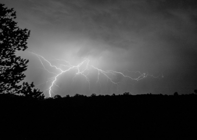 Lightning over the Pecos River Valley, NM (Photo: Jason M. Vaughn, All images copyright © 2018 by Jason M. Vaughn Photography. All rights reserved.)